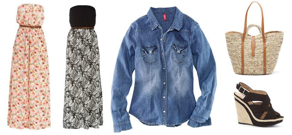 Le look festival un festival de looks prettylittletruth blog de fille - H m nouvelle collection ...