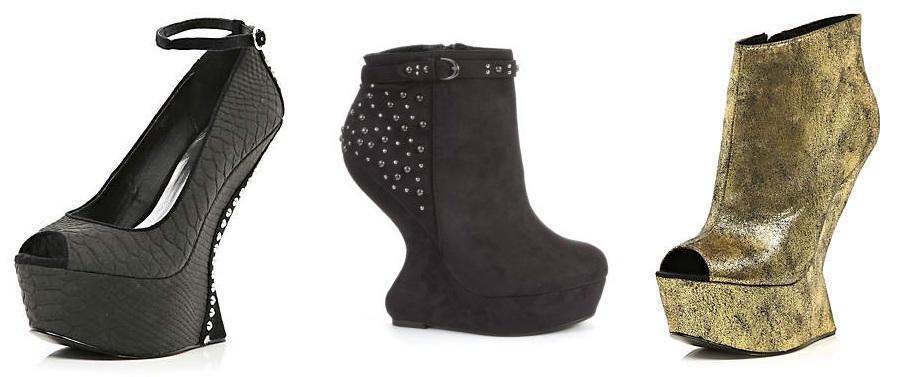 VOICI 4 PAIRES DE CHAUSSURES STYLES dans MODE TINISTAS chaussures-sans-talons