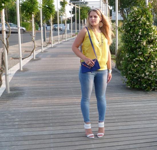 look-jean-soirée