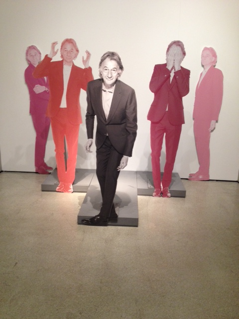 expo hello my name is paul smith londres design museum