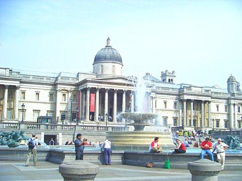 londres-trafalgar-square